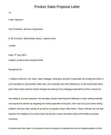 Sales Offer Letters writing a sales letter tips exles