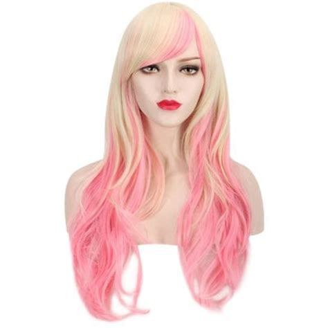 how to buy tokyo styles wigs wavy colorful wig hair cosplay japanese harajuku style 7
