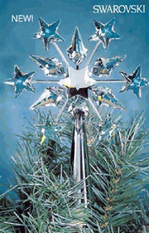 swarovski swarovski tree topper rhodium 632784
