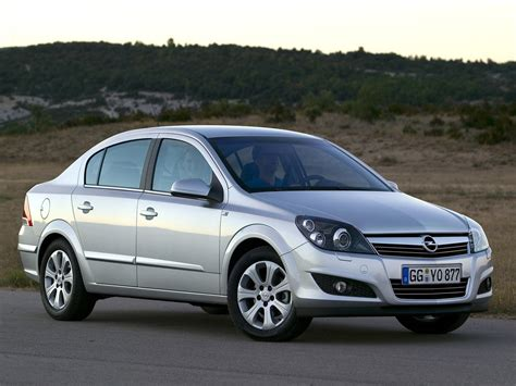 Opel Astra 2007 by Car Pictures Opel Astra Sedan 2007