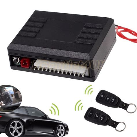 Ebay Auto by Universal Car Remote Central Kit Door Lock Vehicle