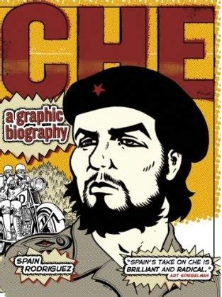 che guevara graphic novel by spain rodriguez