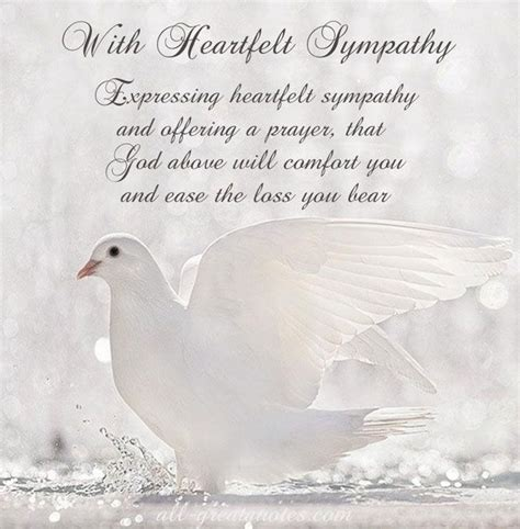 Brief Words Of Condolences 25 Best Ideas About Deepest Sympathy Messages On Sympathy Messages For Cards