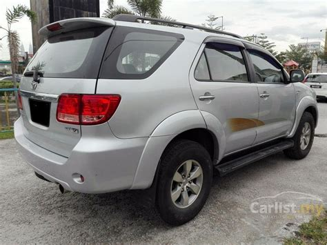 Trade In Car Toyota Toyota Fortuner 2006 V 2 7 In Selangor Automatic Suv