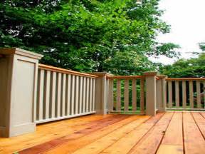 Design Deck Railings Ideas Planning Ideas Deck Railing Designs Plastic Deck Railing Metal Fence Ideas Deck Aluminum
