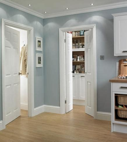 Howdens Interior Doors 6 Panel Grained Moulded Panel Doors Doors Joinery Howdens Joinery Home Ideas