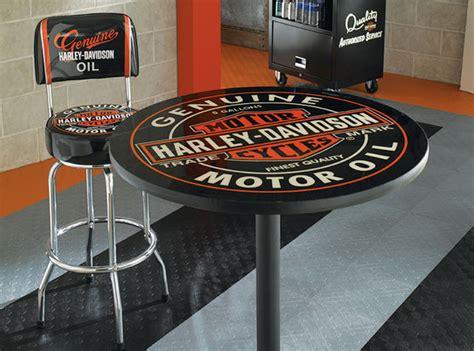 Harley Davidson Parking Mat by Harley Davidson Flooring Motorcycle Floor Pad Garage