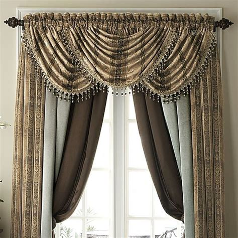 american curtains jcpenney window treatments jcpenney curtains valances