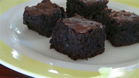 brownies the frugal chef