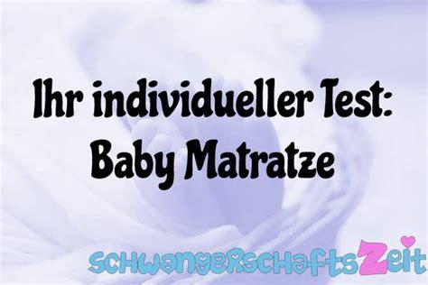 test matratze baby matratze tipps zum test vergleich kauf
