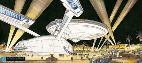 Paramount Floor Plan star trek full scale uss enterprise las vegas collider