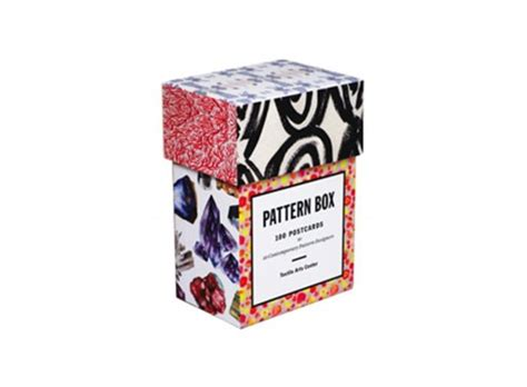 pattern box 100 postcards 1616891882 the pattern box 100 postcards accessories better living through design