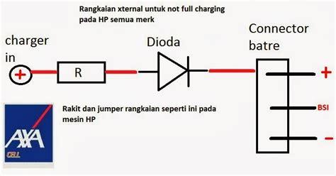 axacell new trik quot charging tidak bisa quot