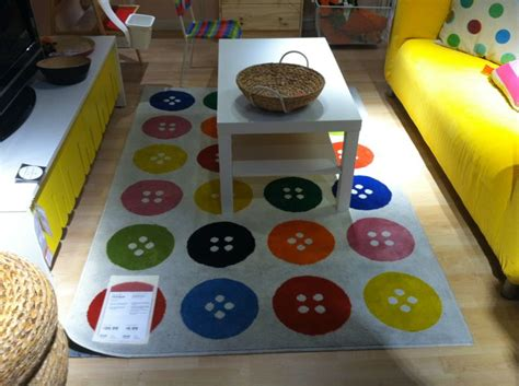 playroom rugs ikea ikea button rug 39 99 asa s room pinterest rowan