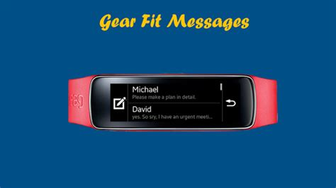 samsung gear fit manager apk app gear fit messages apk for windows phone android and apps