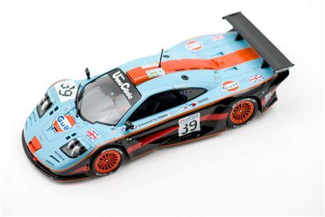 124 Mclaren F1 Gtr 1997 Le Mans 24h slot it mclaren f1 gtr 24h le mans 1997