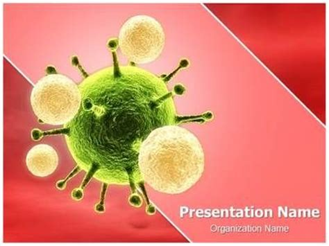 19 Best Images About Hiv Powerpoint Templates Aids Ppt Immunology Ppt Templates Free