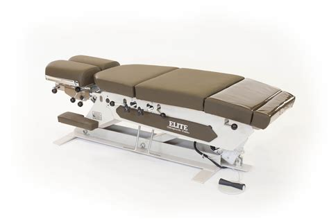 electric elevation elite chiropractic tables