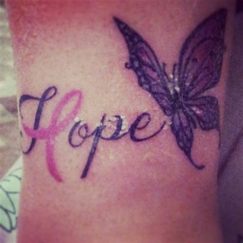 hope tattoo lupus awareness tattoos pinterest