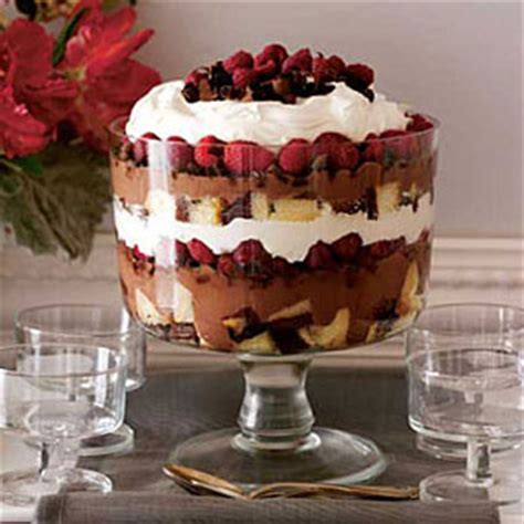 15 Ingredients And Directions Of Chocolate Raspberry Trifle Receipt by Easy Dessert Recipes Chocolate Raspberry Trifle Recipe