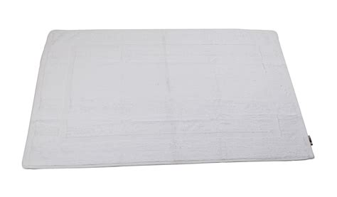 Terry Bath Mats by Cotton Terry Towelling Bath Mat White 55 X 90