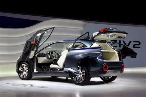 subaru viviz subaru vivz 2 concept представили на автосалоне в женеве
