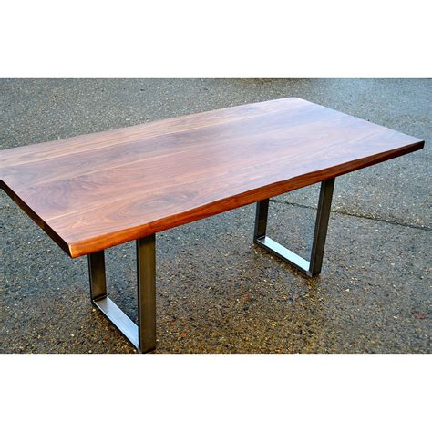 industrial dining table by boxcar