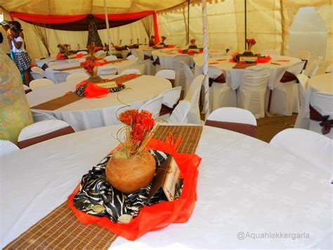 African Wedding Decor   Romantic Decoration