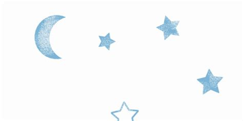Blue Fabric Armchair Moon And Stars Wallpaper Resources Free 3d Models For