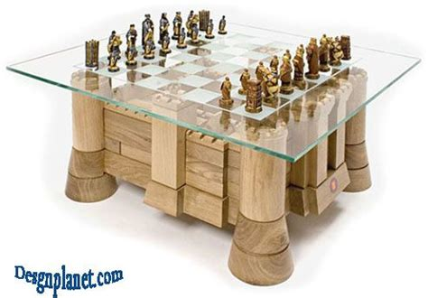 modern chess table modern chess table chess pinterest