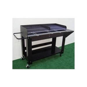 Grill Professionnel Charbon by Barbecue Bois Professionnel Achat Vente Barbecue Bois