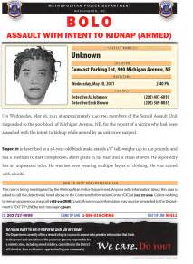 crime bulletin template on the edgewood bolo brookland afternoon attacker