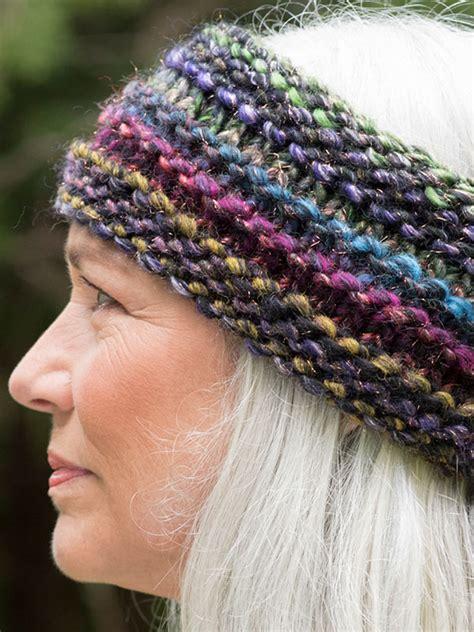 free pattern headband knitting earwarmer headband knitting patterns in the loop knitting