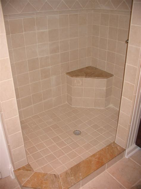 Bathroom Shower Floor Tile Ideas 25 Wonderful Ideas And Pictures Of Decorative Bathroom Tile Borders