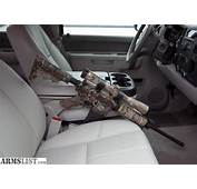 ARMSLIST  For Sale AR 15 Truck Console Mount