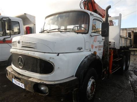 Sale Kran Tembok Toto T 26 13 mercedes 2624 6x4 13 t achse planet extrem selten tipper from belgium for sale at truck1