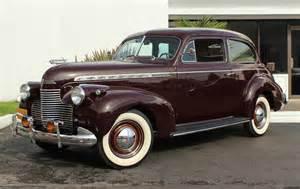 1940s Chevrolet 1940 Chevrolet Special Deluxe 2 Door Town Sedan 161652
