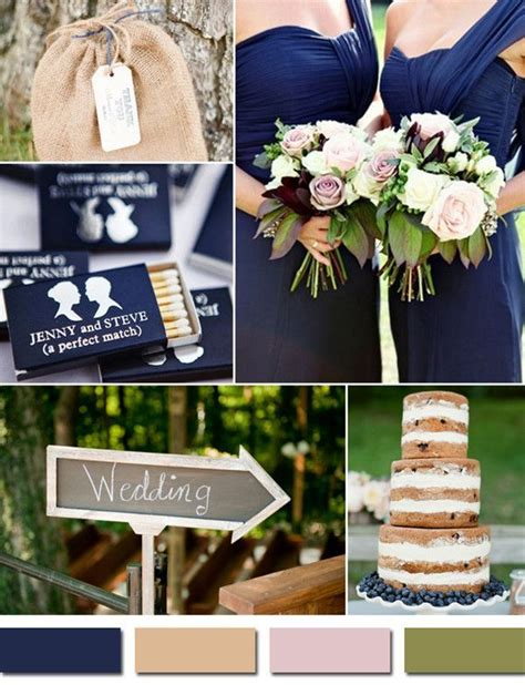 october wedding colors october wedding colors 2015 navy blue fall wedding color