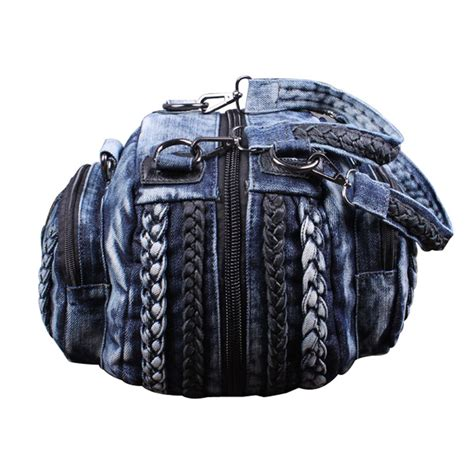 Shoulderbag Denim Onepiece popular denim jean bags buy cheap denim jean bags lots