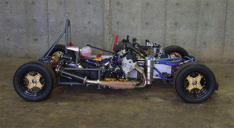 Handmade Car - track car
