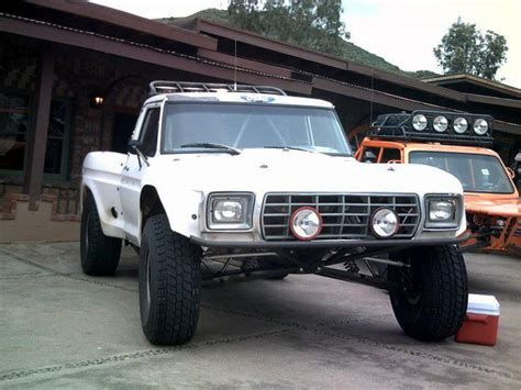 bronco trophy truck a sweet classic ford prerunner classic ford prerunners