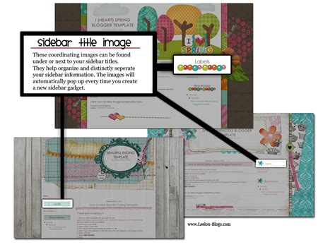 free blogger header templates