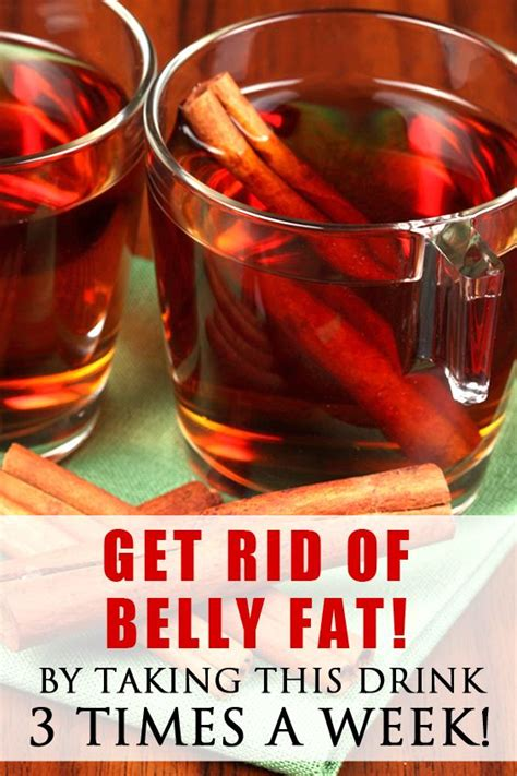 Get Rid Of Flabby Abs With Detox by Get Rid Of Belly Only By Taking This 3 Times A Week