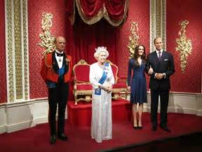 Madame tussaud s wax museum royal family picture of madame tussauds