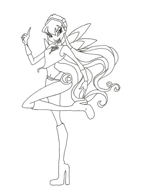 coloring pages winx club online winx club coloring pages stella kids coloring europe