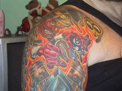 rat rod tattoos designs rod tattoos skin and tatting