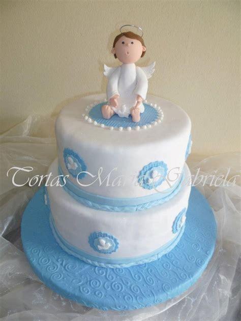 modelos de tortas para bautizo tortas santiago torta de bautizo con angelito modelado torta de bautismo