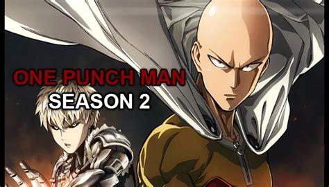 B Anime Season 2 by One Punch Season 2 Release Date