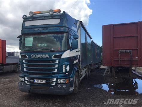 used scania r730 dump trucks year 2011 for sale mascus usa