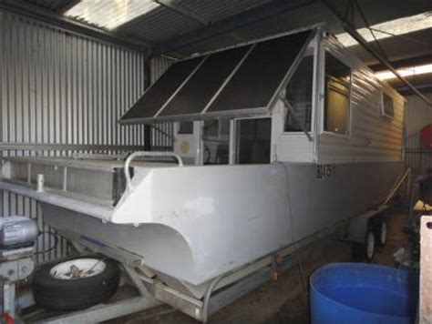 house boat trailers boat brokers sa boats for sale south australia adelaide houseboat on trailer
